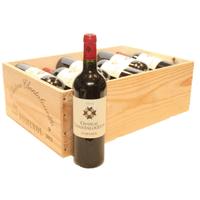 Château Chantalouette Pomerol 6 bottles in wooden case