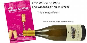 Ogier Temps est Venu Wilson on Wine 2018