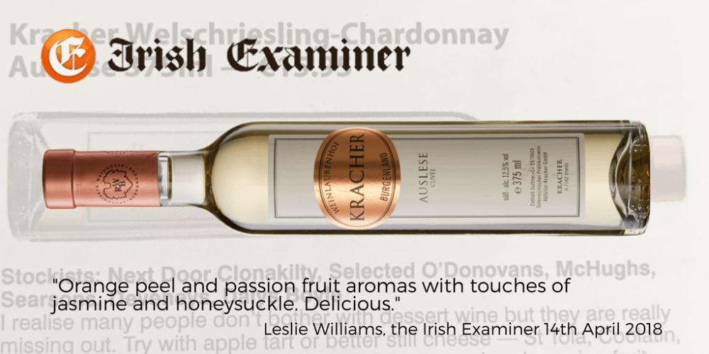 Kracher Irish Examiner