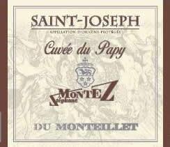 Monteillet La Cuvee du Papy