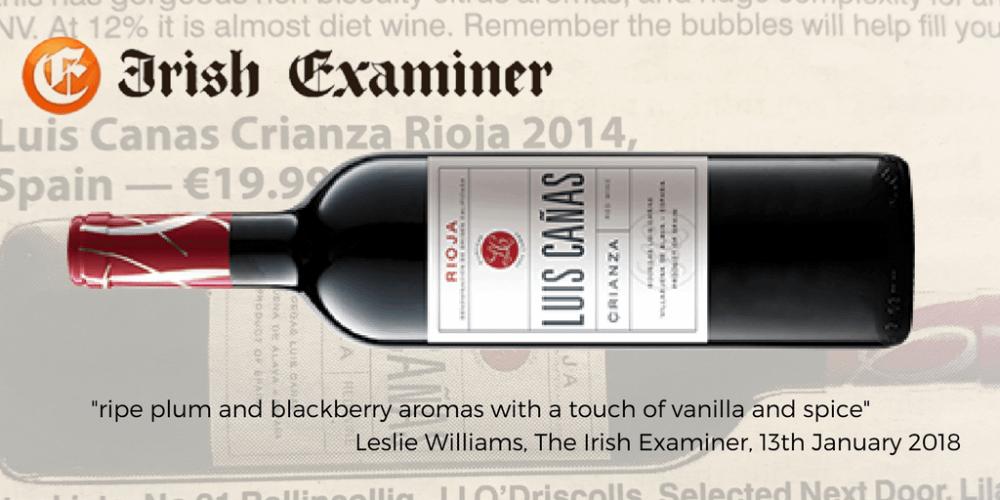 Luis Canas the Irish Examiner