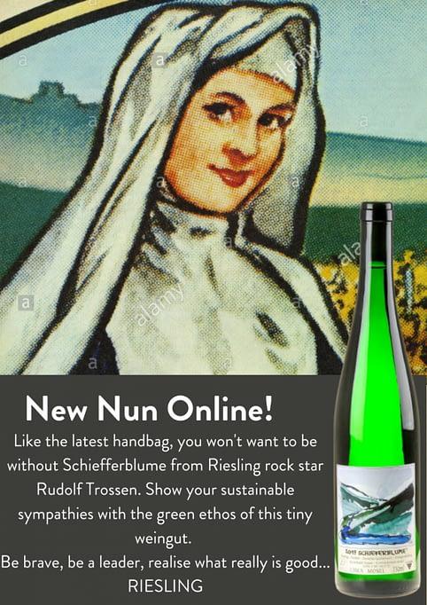 New Nun 724x1024 - Riesling on the run..