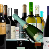 Mixed case Spanish wines