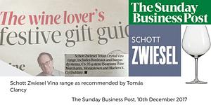 Schott Zwiesel Glass Sunday Business Post