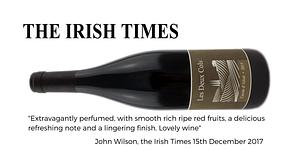 Deux Cols Irish Times