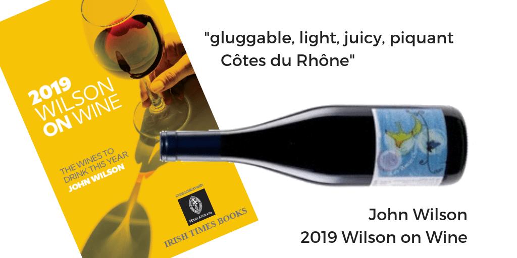 Les Amies Chanteuses 2017 Wilson on Wine 2019