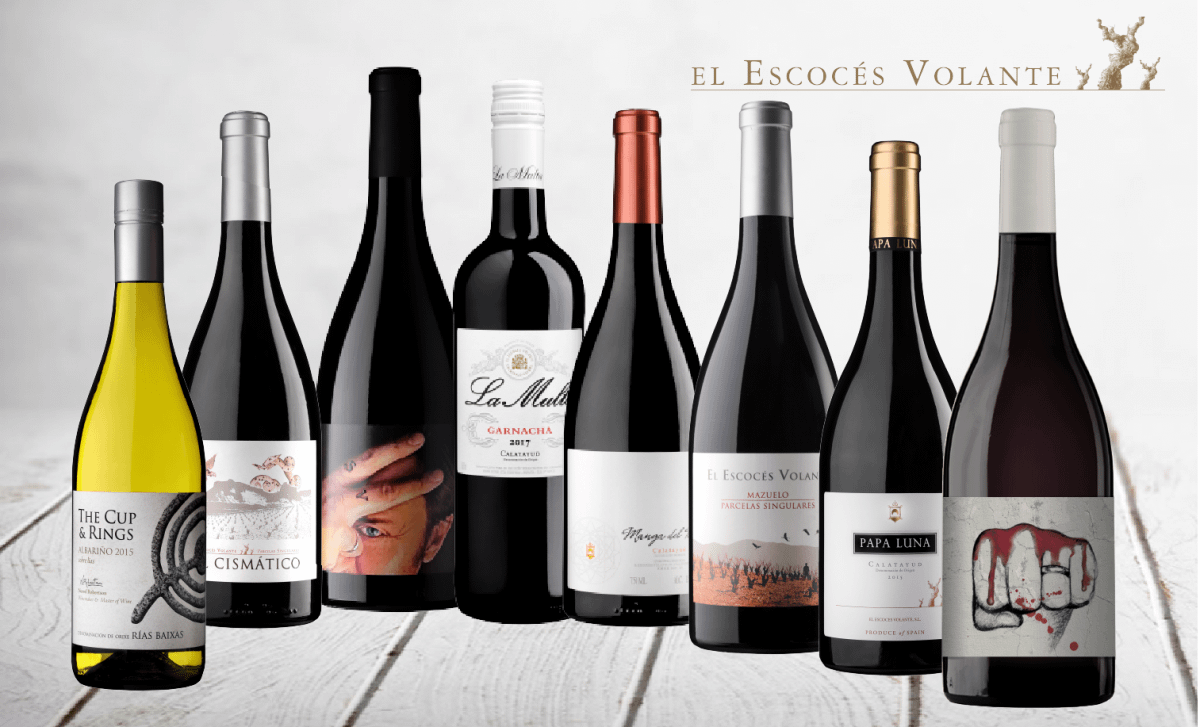 ElEscodes Volante Range2 01 - Digging deep in Spain, building wines for the future.