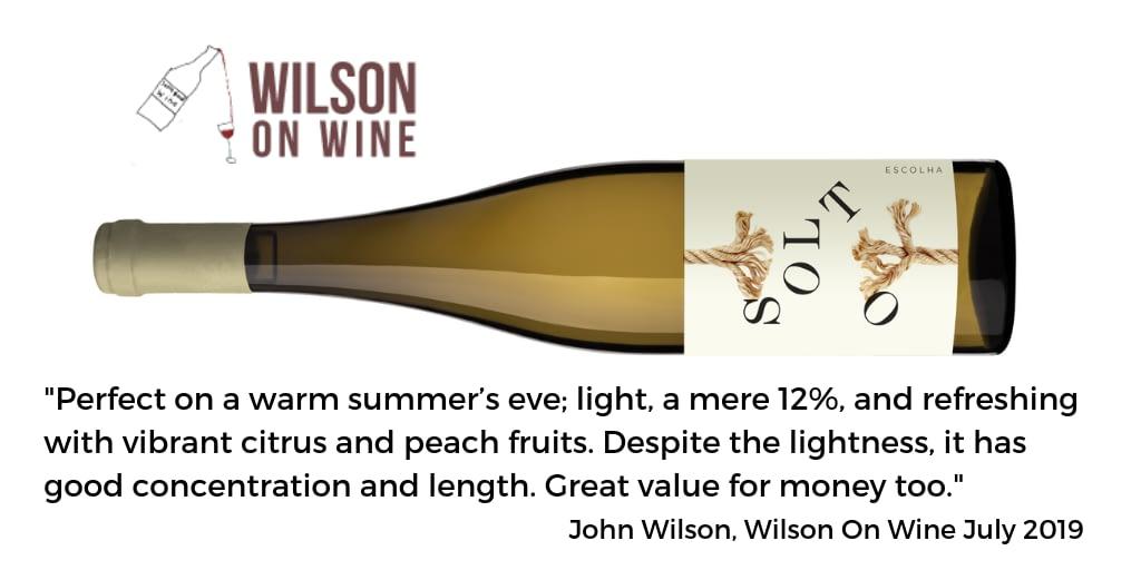 Solto Wilson on Wine