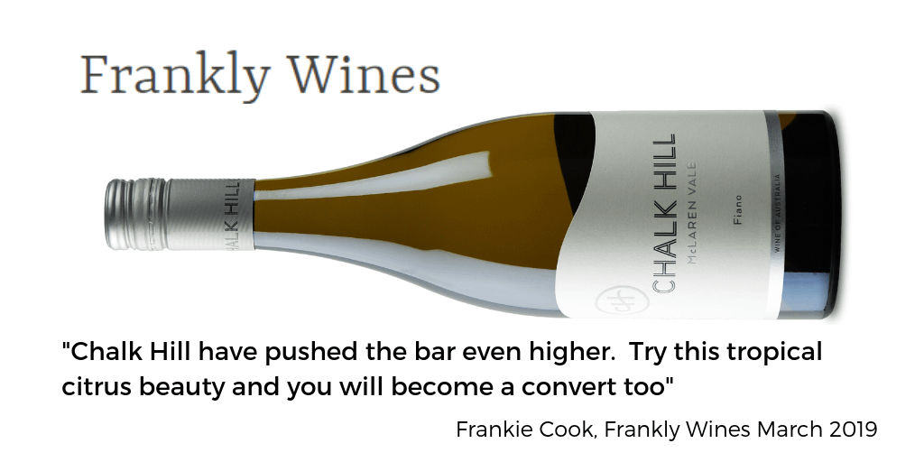 Chalk Hill Frankly Wines