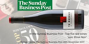 Te Rehua Sunday Business Post