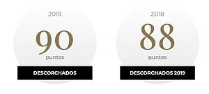JB06 ratings 300x136 - Domaine Bousquet, Merlot 2019