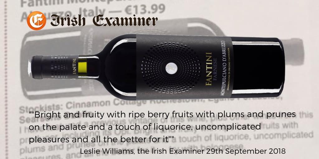 Fantini Irish Examiner