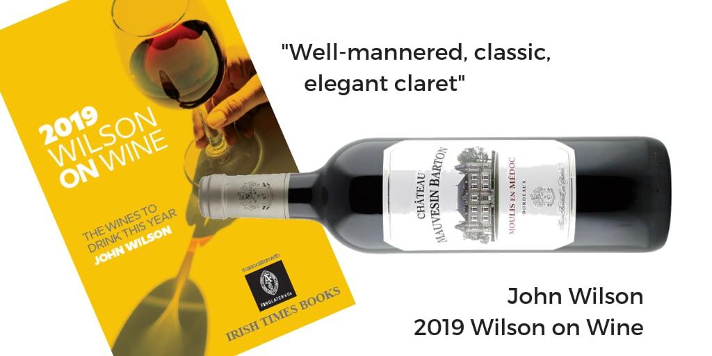 Mauvesin Barton 2014 Wilson on Wine 2019