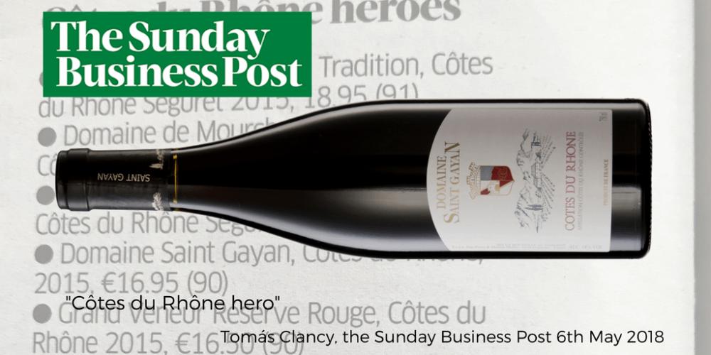 Saint Gayan Sunday Business Post