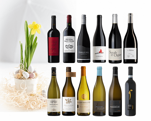 EasterCase 01 - Our Spring Wine Offer
