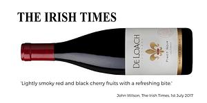 De Loach in the Irish Times