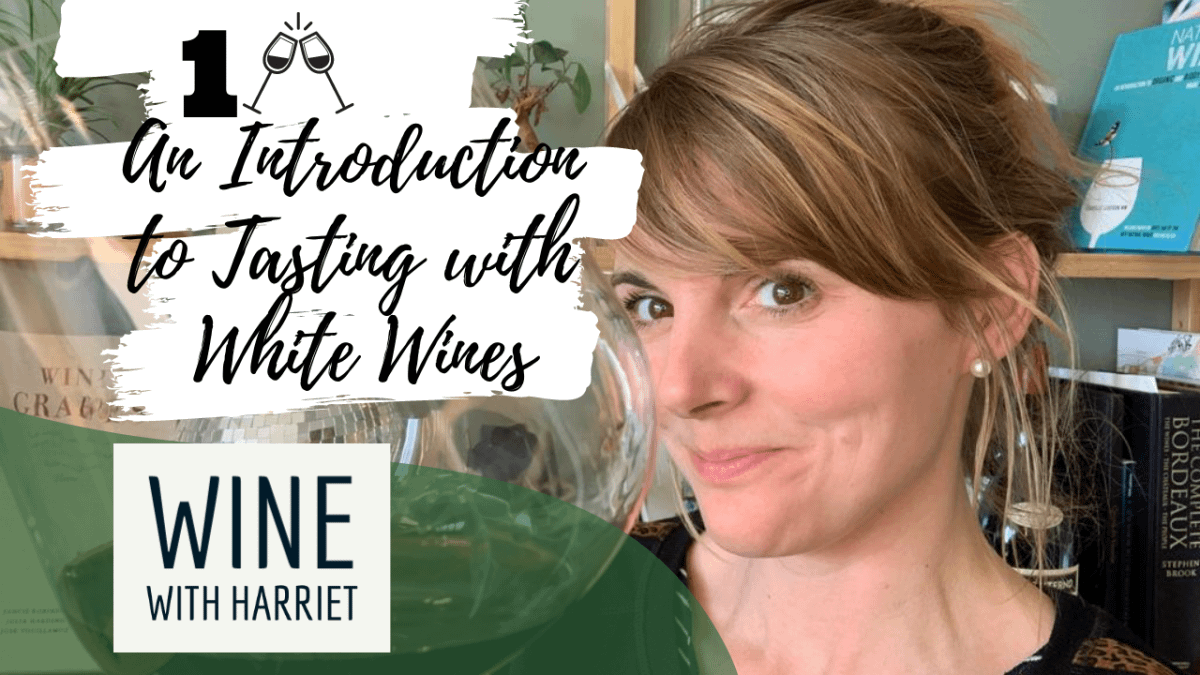 An Introduction to Tasting   White Wines  - Wine Courses