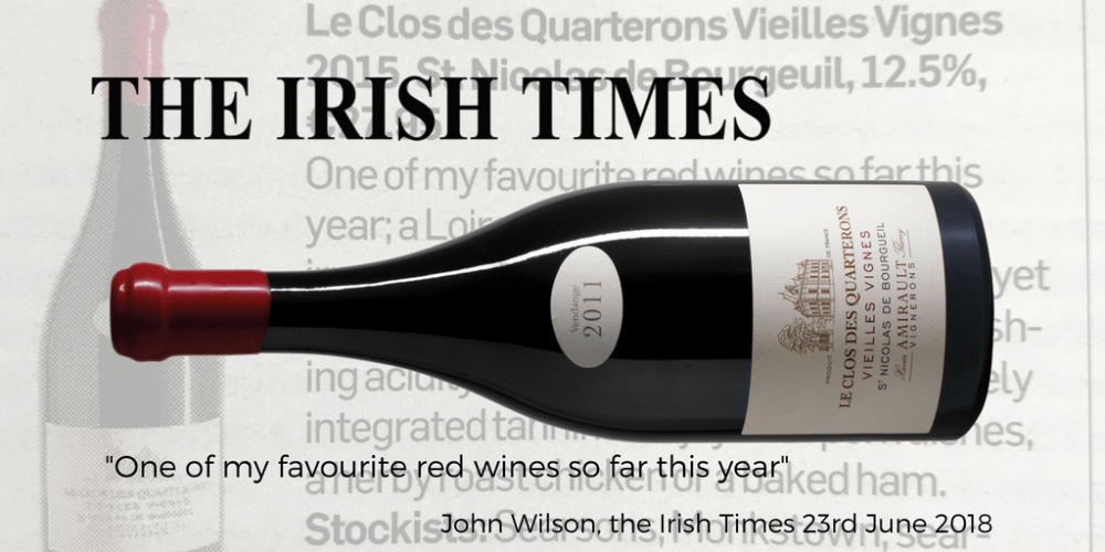 Les Quarterons Irish Times