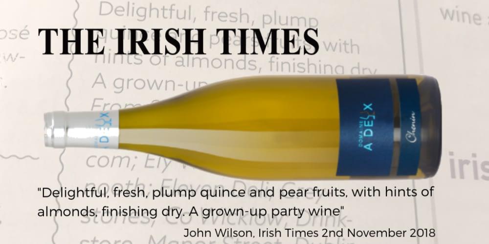 Domaine a Deux Chenin Blanc Irish Times