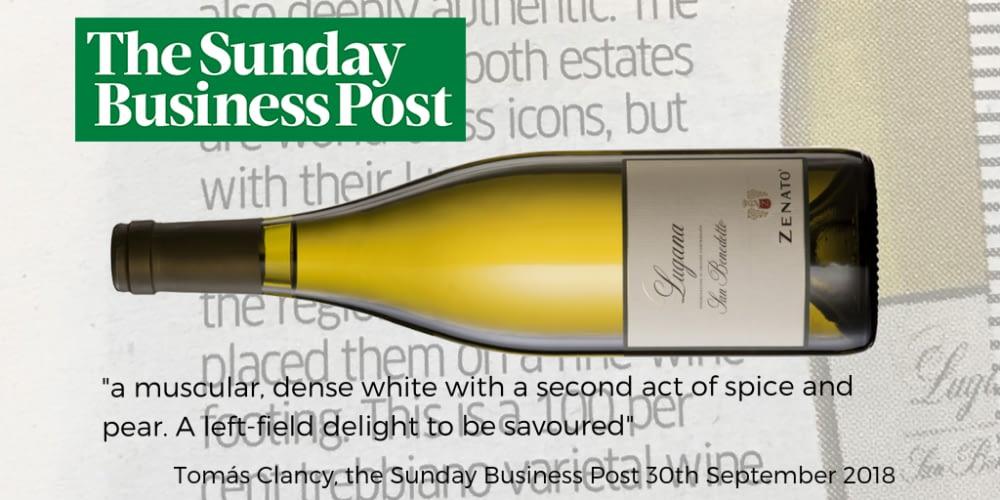 Zenato Sunday Business Post