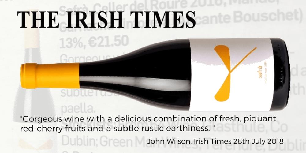 Safra Irish Times