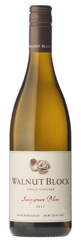 Walnut Block Single Vineyard Sauvignon Blanc