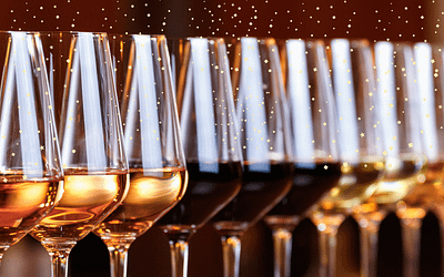 Searsons' Christmas Tasting – A sparkling spectacular of sampling through the bandwaves