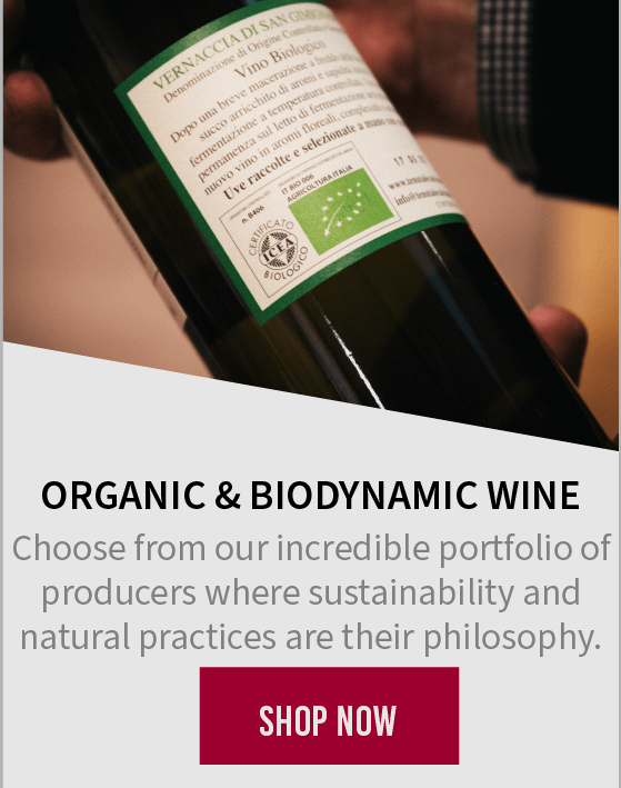 Organic and Biodynamic