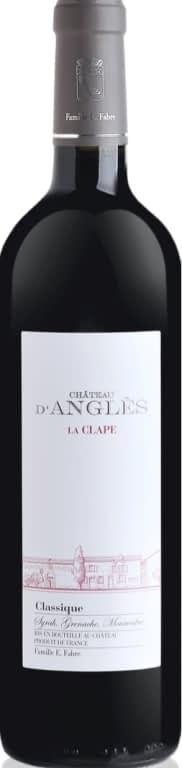 Chateau d'Angles Classique Red