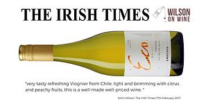 Irish Times Eco Viognier