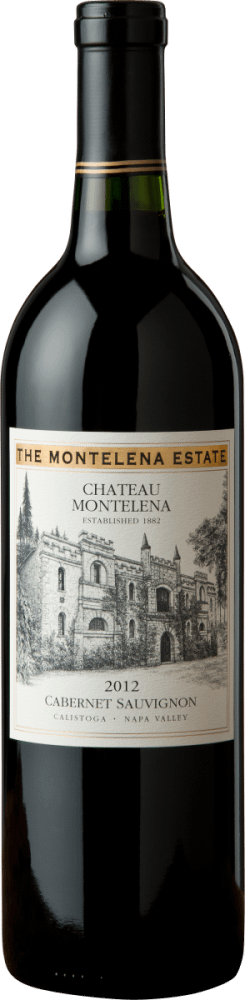 The Montelena Estate Cabernet Sauvignon