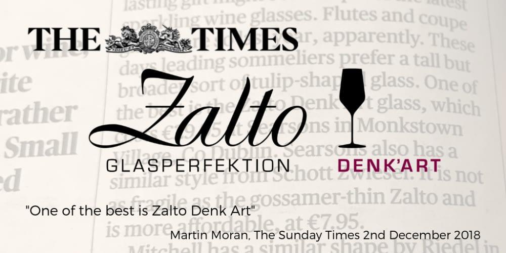 Zalto the Sunday Times