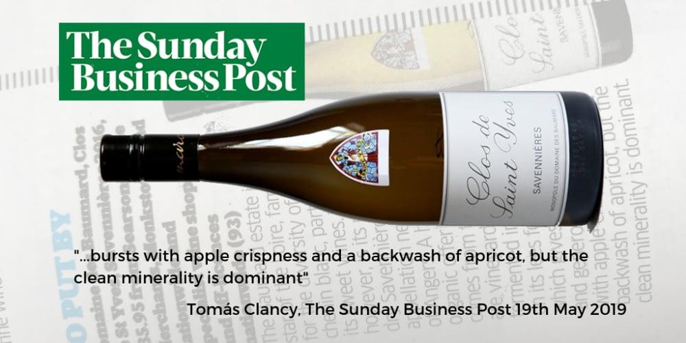 Baumard Sunday Business Post