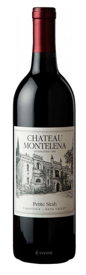 ML06ZZRC - Chateau Montelena - 'The Full Monty'  - 6x100ml Sample Set
