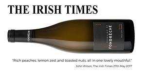 Fondreche Blanc Irish Times