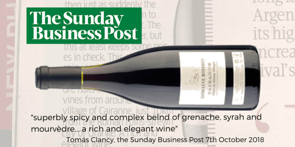 Boisson Sunday Business Post