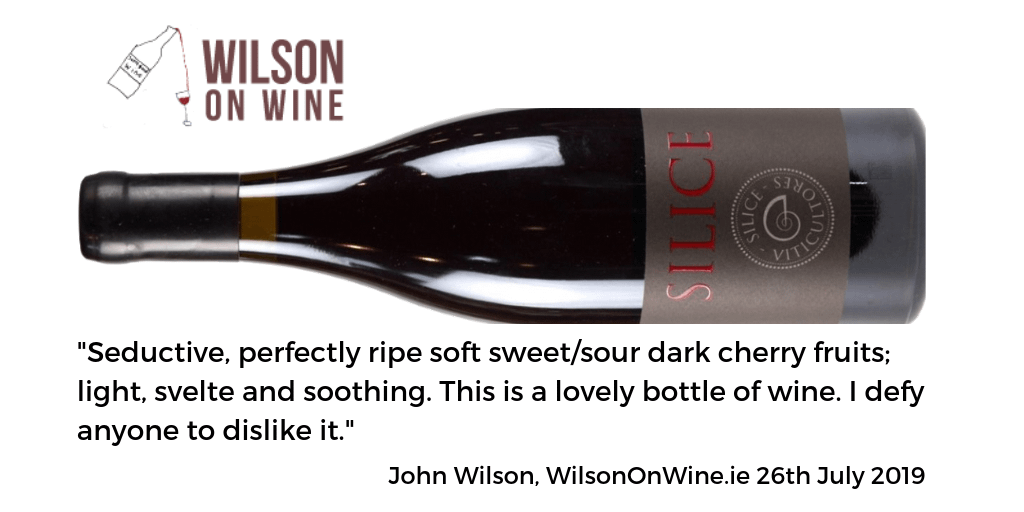 silice viticultores wilson on wine