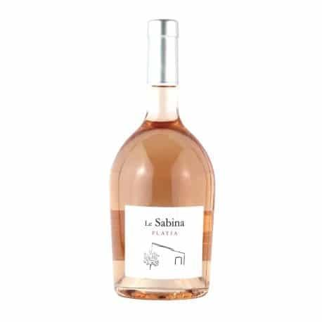 clos del rey sabina rose - Clos Del Rey Le Sabina Rosé Platja 2020 Maury Languedoc Roussillon
