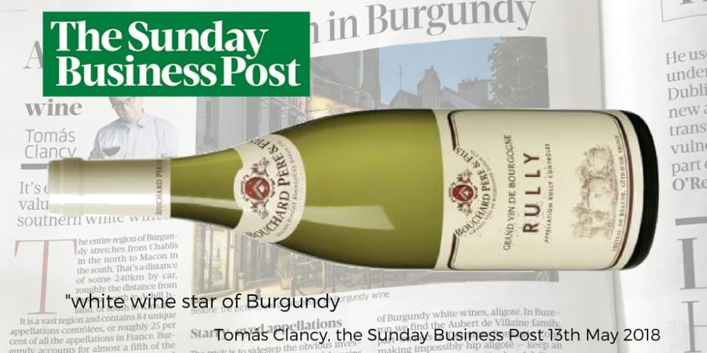 Bouchard white Burgundy