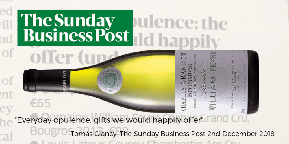 Fevre Bougros Sunday Business Post